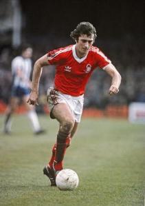 Trevor Francis ble i 1979 den første fotballspilleren som ble solgt for over £1,000,000.